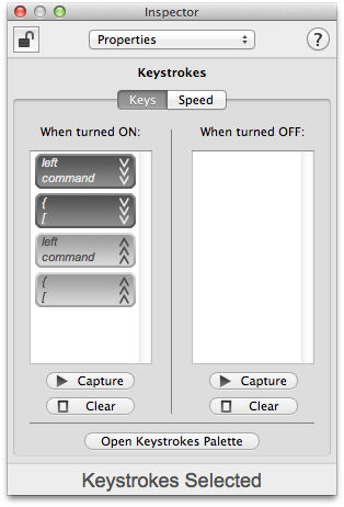 Getting Back / Forward mouse buttons working in Mac OS X